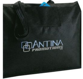 Tote with Distorted Image
